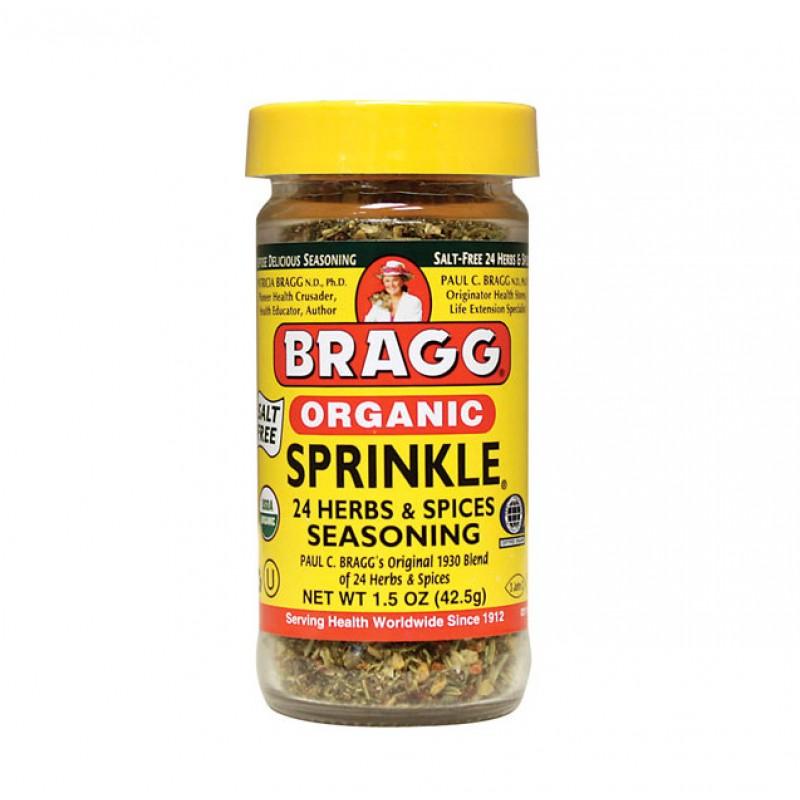 Bragg Organic Sprinkle Seasoning