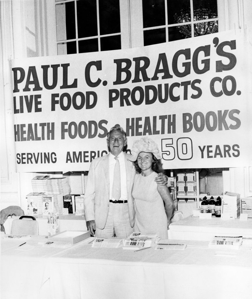 Paul expanding The Bragg story