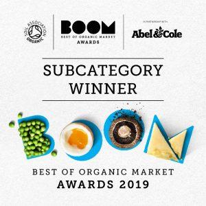 Best of Organic 2019 Winner