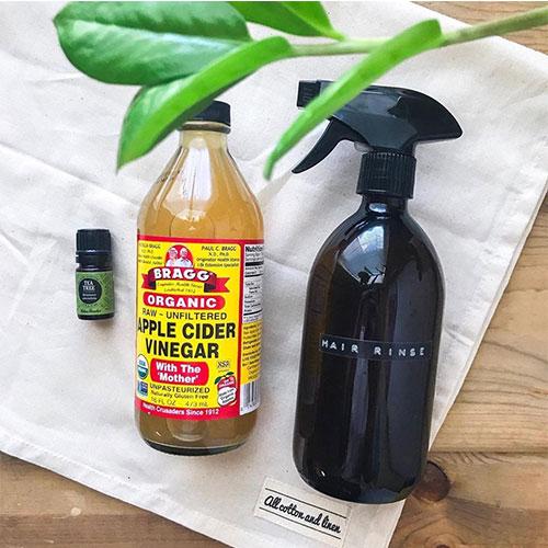 Bragg Apple Cider Vinegar Hair Rinse