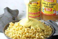 Bragg creamy vegan mac n cheese