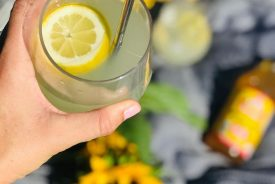 lemonade with bragg acv