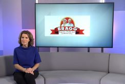 Natasha Kaplinski Introducing Bragg Organic APple Cider Vinegar Video