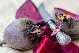 Beetroot prep for pickles