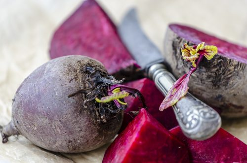 Beetroot prep for pickles